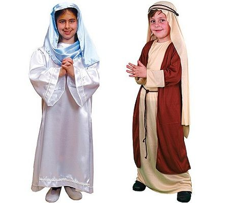 disfraces de navidad para ninos