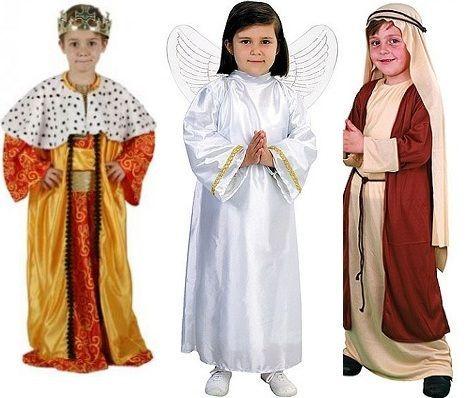 6 disfraces de navidad para ni os - Trajes de navidad para bebes ...