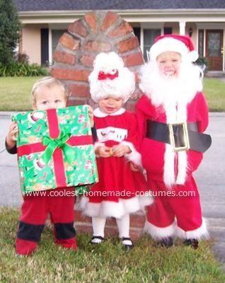disfraces de navidad caseros para ninos
