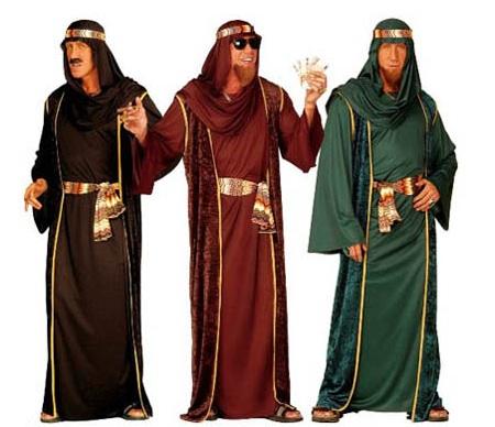 disfraces bilbao golf arabe