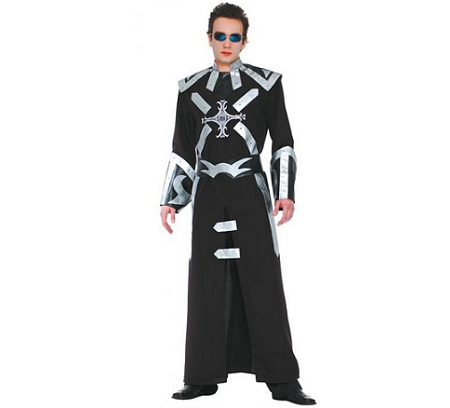 disfraz barato matrix