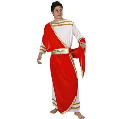 disfraz barato romano