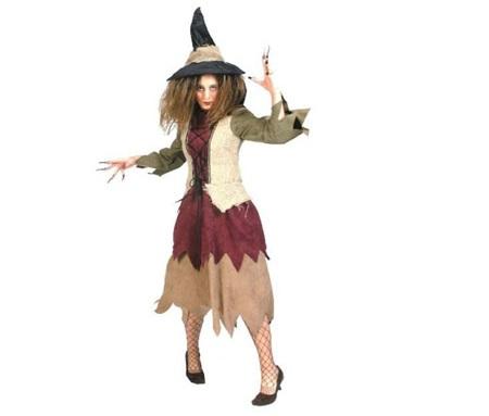 disfraz bruja aquelarre