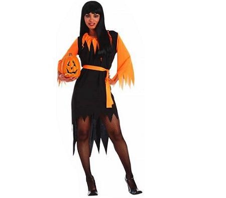disfraz bruja halloween