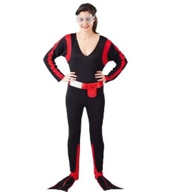 Disfraz Carnaval de submarinista