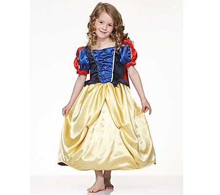 Disfraces Fisney para niñas: Blancanieves