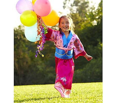 Disfraces Disney para niñas: Mulan