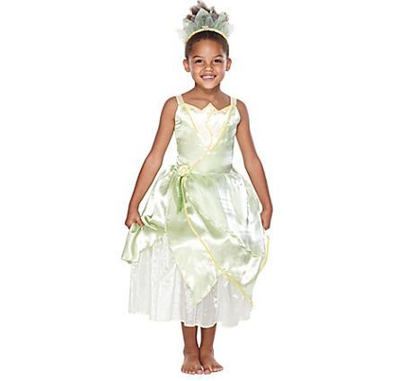 Disfraces Disney para niñas: Tiana