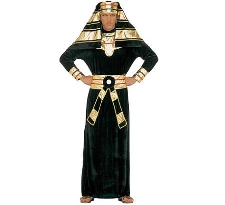 disfraz egipcio hombre faraon