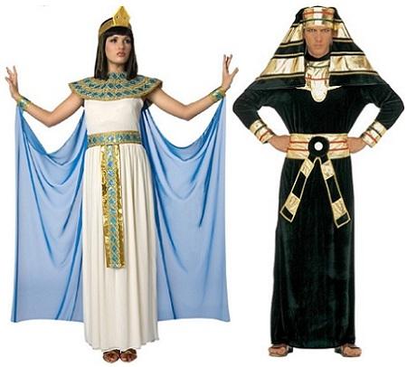 disfraz egipcios