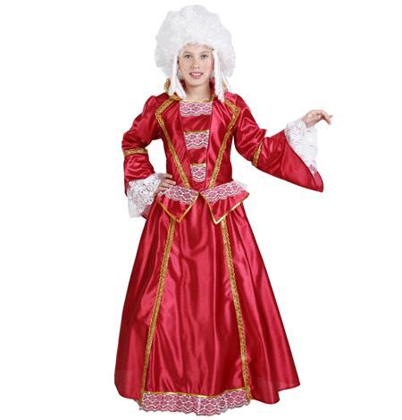 Disfraz de niña de época
