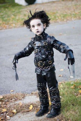 Disfraces para niño: Eduardo Manostijeras