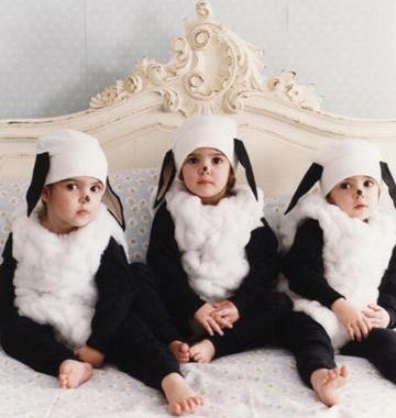 disfraz oveja grupo