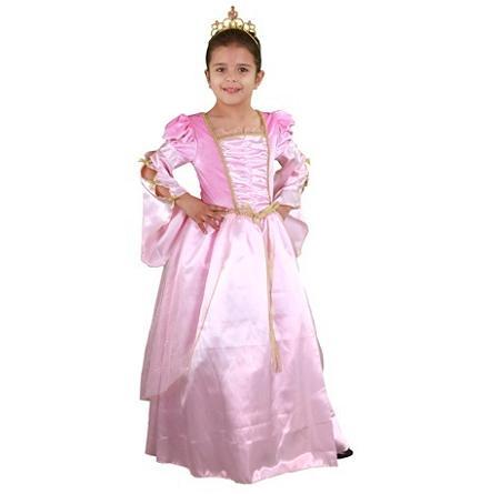 Disfraz renacentista niña