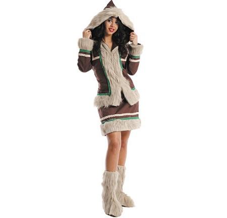 esquimal mujer