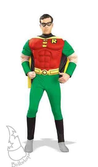 superheroe robin