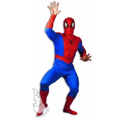 superheroe spiderman