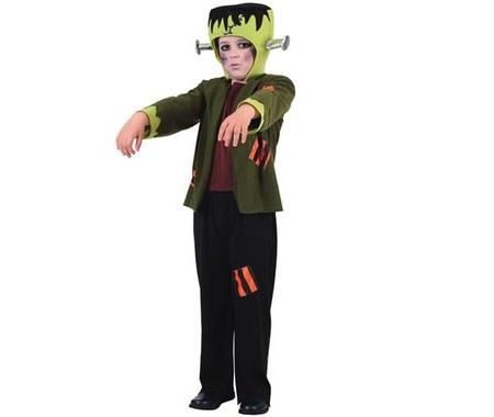 disfraces infantiles halloween frankestein