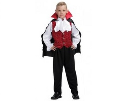 disfraces infantiles halloween vampiro