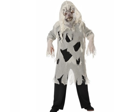 disfraces infantiles halloween zombie