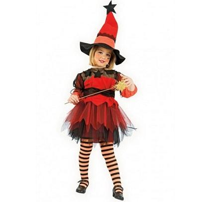 disfraz bebe halloween maga