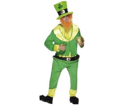 disfraz san patricio hombre irlandes