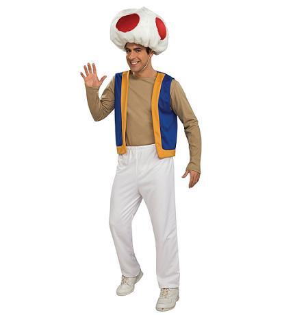 Disfraz Toad