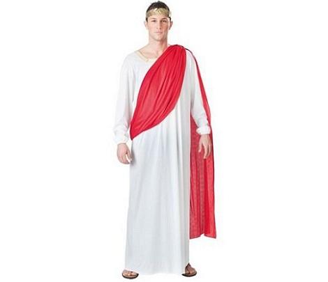 disfraces romanos baratos emperador