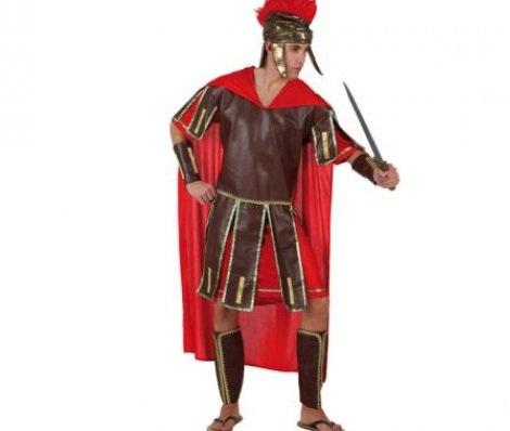disfraces romanos baratos guerrero