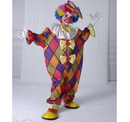 Disfraz clown