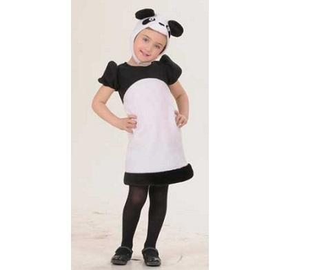disfraces baratos nino panda