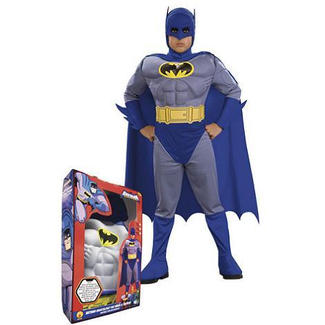 Disfraz Batman de El Corte Inglés