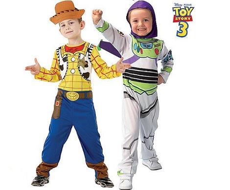 disfraz toy story