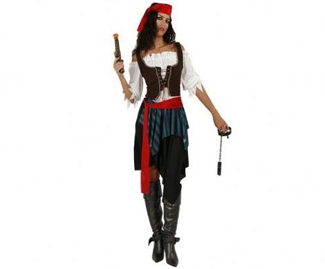 disfraces mujer divertidos pirata