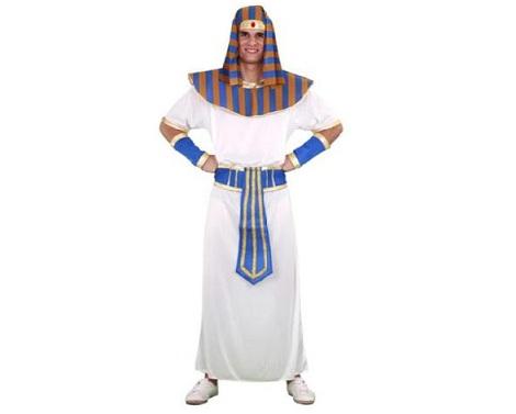 disfraz egipcio faraon