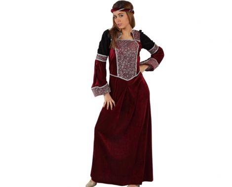 disfraces carnaval baratos medieval