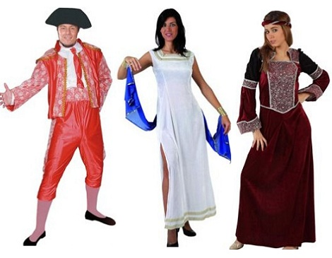 disfraces carnaval baratos