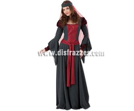 disfraces medievales mujer damisela