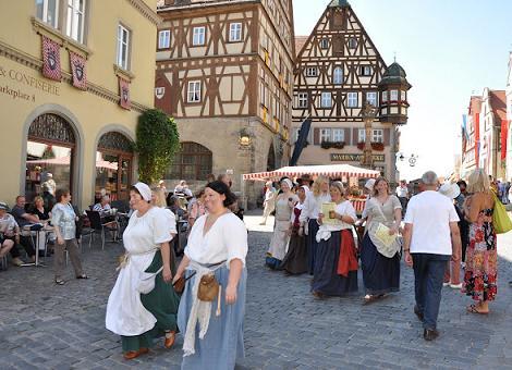 Disfraces medievales