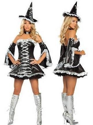 disfraces halloween sexys bruja