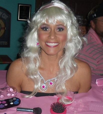 disfraz barbie casero peinados
