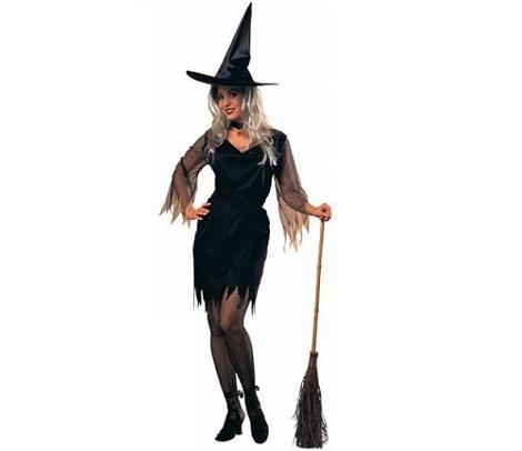 disfraz bruja mujer sexy