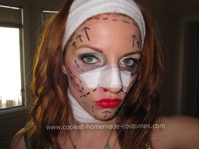 5 disfraces caseros mujer halloween cirugia plastica