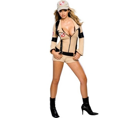 6 disfraces halloween sexys cazafantasmas