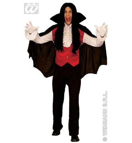 disfraces caseros halloween vampiro