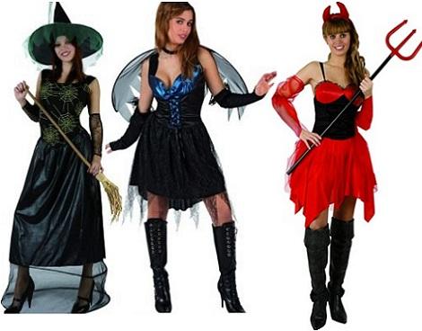 disfraces halloween baratos 2