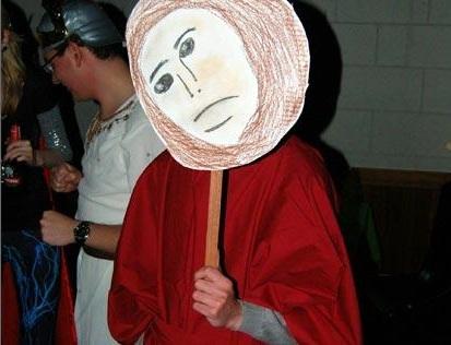disfraces halloween caseros originales ecce homo