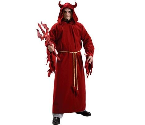 disfraces halloween el corte inglés diablo