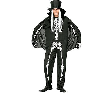 disfraces halloween el corte inglés esqueleto