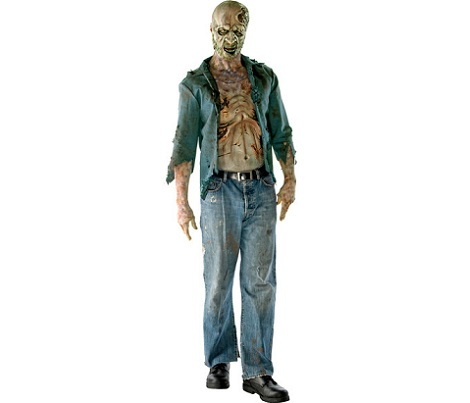 disfraces Halloween el corte inglés zombie
